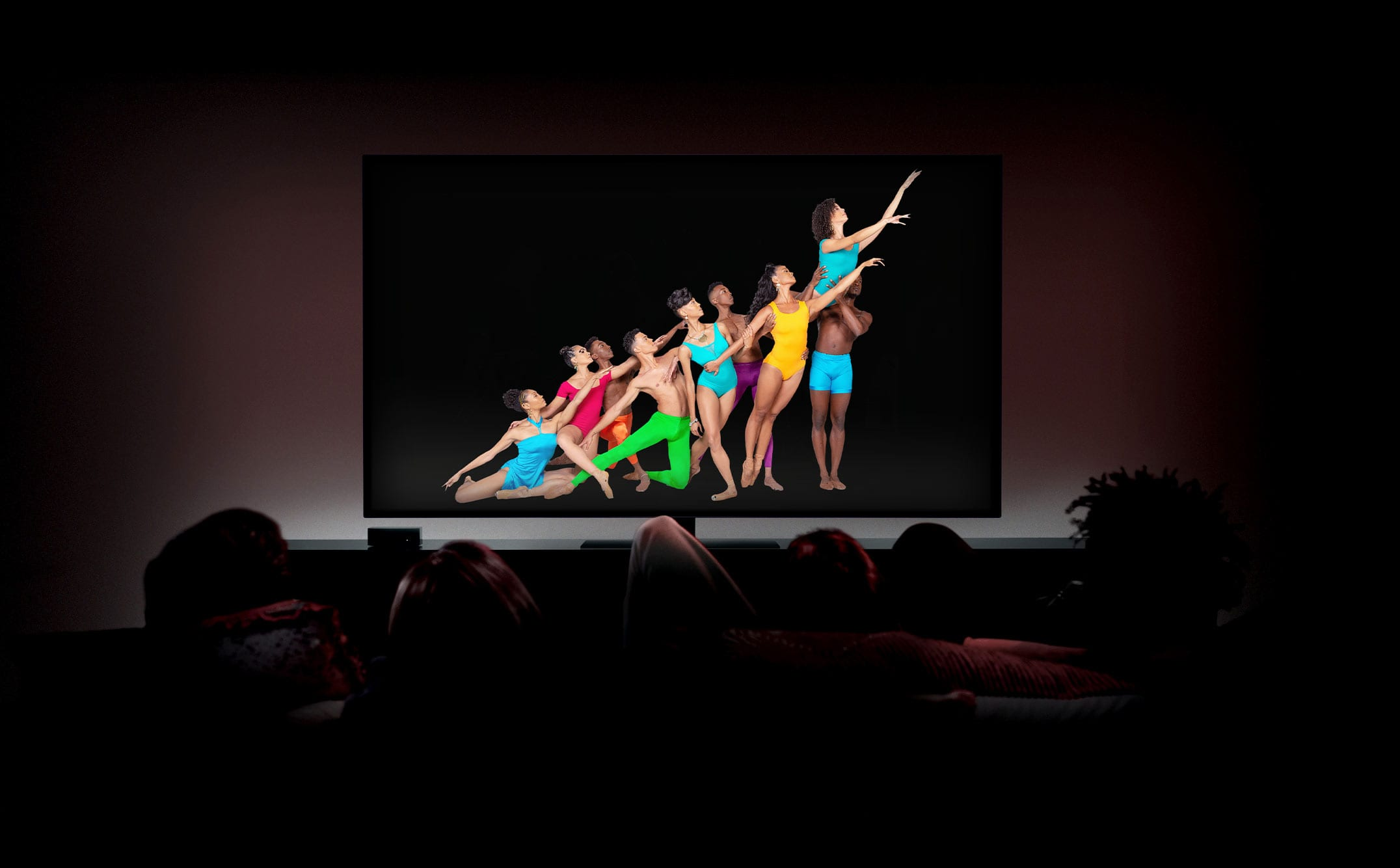 Watch Collage Dance on TV