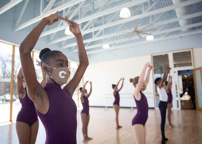 Collage Dance Collective Is on a Mission to Diversify the Ballet Pipeline