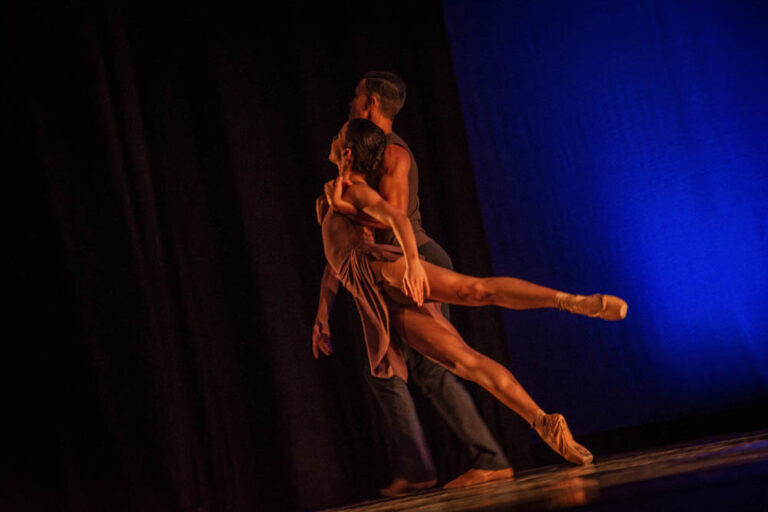 Collage Dance artists demonstrate their talent
