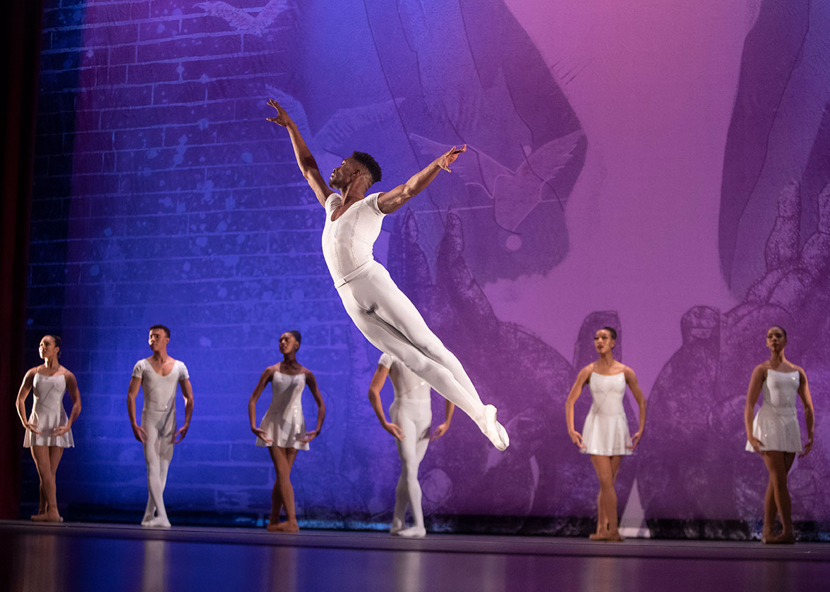 Enhanced Capital Supports Collage Dance Collective to Become the South's Largest Black-Owned Ballet School